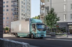 Nákladní vozidla již slouží v mnoha zemích Evropy