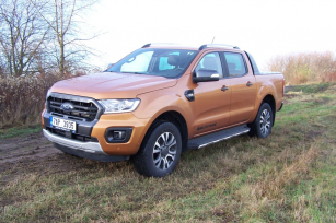 Ford Ranger Wildtrak 3.2 Double Cab