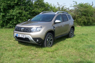 Dacia Duster 1.5 Blue dCi