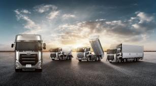 UD Trucks nabízí v rámci modelové řady Quon provedení vhodná pro distribuci zboží i pro nasazení ve stavebnictví.