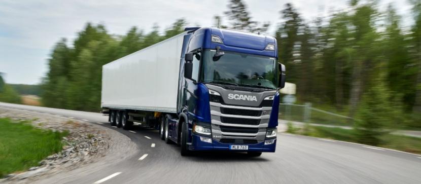 """Scania opět získala ocenění """"Green Truck"""""""