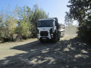 Ford Trucks na testovací trati