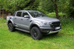 Ford Ranger Raptor 2.0 /213 k