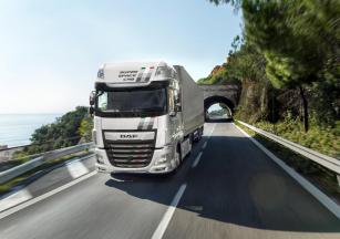 Aerodynamické prvky přispívají k nízké spotřebě paliva a zlepšují efektivitu přepravy.