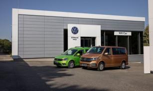 Nový autosalon značky Volkswagen Užitkové vozy