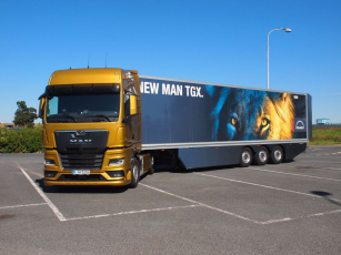 MAN TGX 18.510 4x2 BLS nové generace