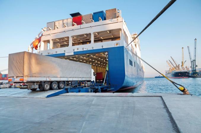 DKV nabízí celoevropský trajektový portál
