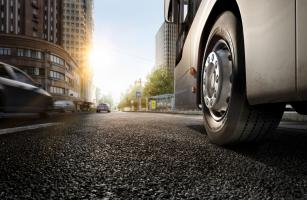 Vyšší index nosnosti bere v úvahu větší hmotnost elektrických autobusů.