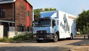 Renault Trucks D Wide 320