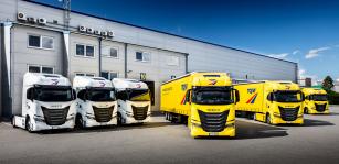 Nové tahače IVECO S-WAY pro společnost TQM dodal AGROTEC Group.