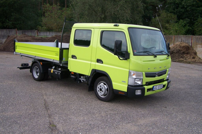 FUSO Canter 3C15D