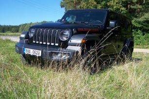 Jeep Wrangler Unlimited Rubicon 2.0T