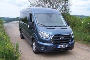 Ford Transit Kombi 350 L3 2.0 EcoBlue AT