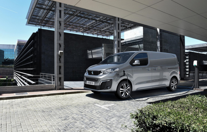International Van Of The Year 2021
