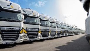 Přední španělská přepravní společnost Primafrio Group si objednala 1 300 vozidel DAF XF 480 Super Space Cab.