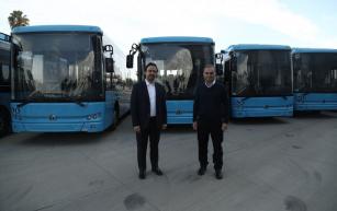Společnost Temsa dodala Švédsku svůj první elektrobus, model MD9 electriCITY.