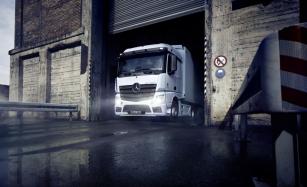 Mercedes-Actros F