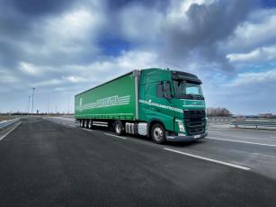 Volvo FH pro Lannutti Group