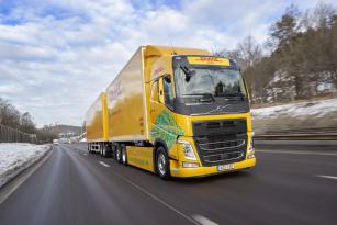 Volvo Trucks a DHL Freight