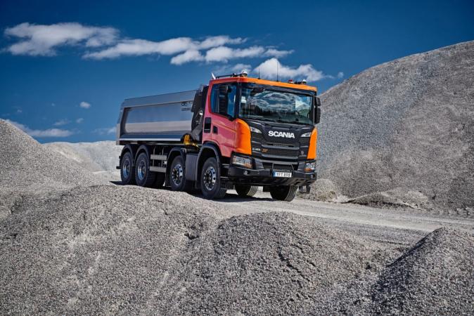 Scania G 450 XT