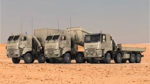 DAF a Tatra společně dodají vozidla pro belgické ozbrojené síly