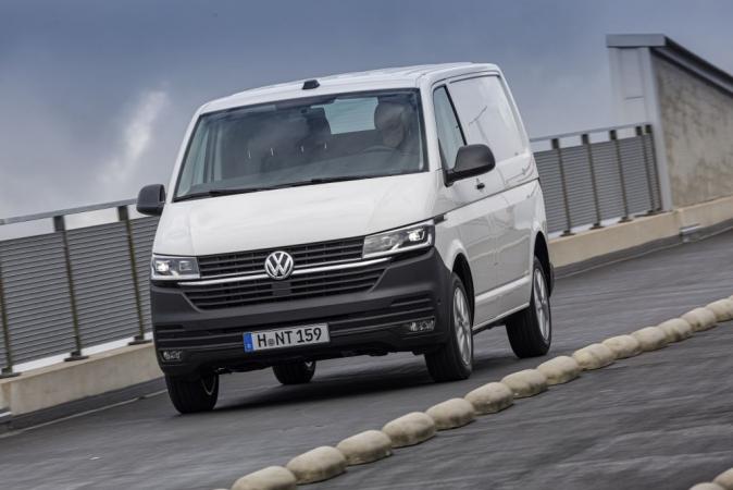 VW Transporter T6.1 van