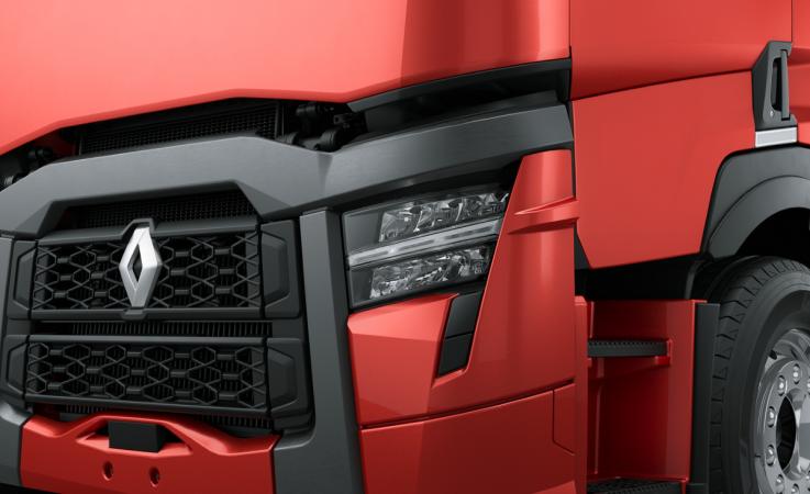 První ochutnávka vzhledu modernizovaných vozidel Renault Trucks