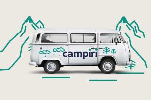 Campiri mění tvář a je svobodnější stejně jako dovolená s obytným vozem.