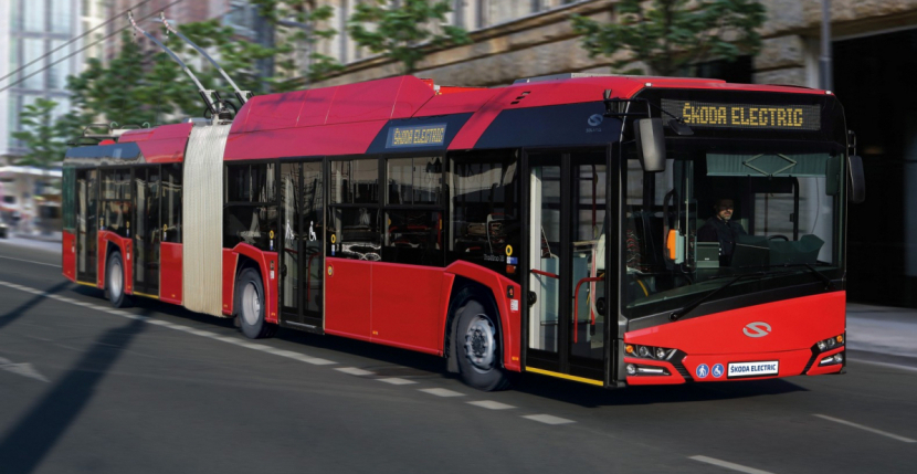 Trolejbus Škoda 27 Tr