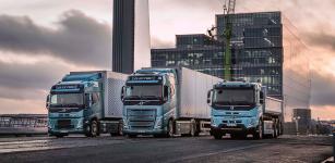 Společnost Volvo Trucks je připravena elektrifikovat velkou část přepravy zboží