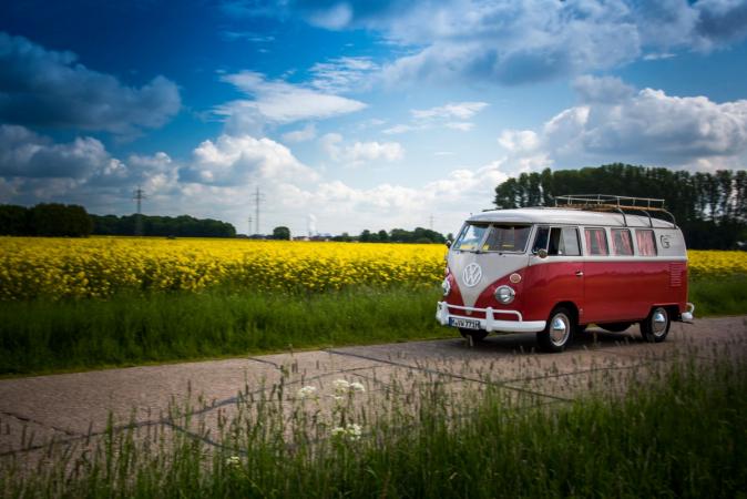 """Předlohou pro model byl """"Henrik the Red"""", T1 z roku 1962. Originál si lze pronajmout v Hannoveru."""