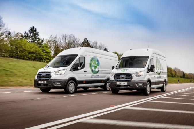 Testování prototypů v reálném nasazení pomůže Fordu dále vylepšit vlastnosti E-Transitu s ohledem na potřeby provozovatelů.
