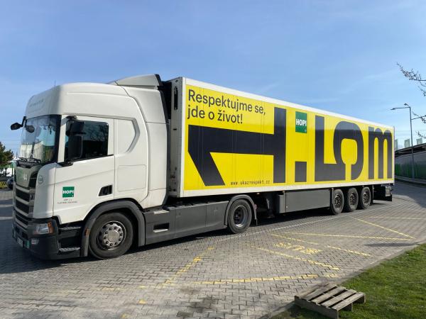HOPI jako součást příběhu bezpečných silnic