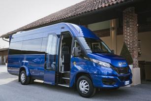 Minibus Daily pro osobní přepravu