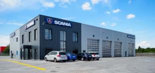 Scania otevřela nový servis v Mladé Boleslavi