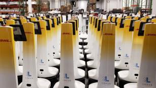 DHL Supply Chain prodlužuje smlouvu se společností Locus Robotics