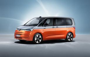 Volkswagen Multivan se představuje ve zcela nové podobě