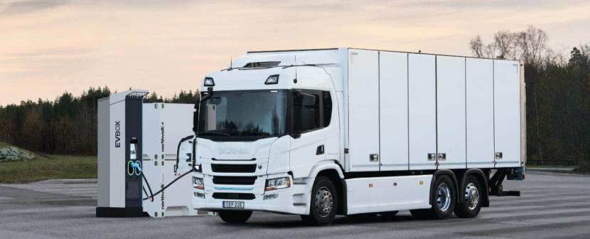 Scania investuje do dalšího rozšiřování společnosti Northvolt
