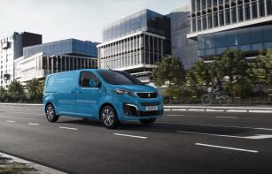 Peugeot e-Expert Hydrogen