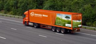 Gebrüder Weiss uspěl ve srovnání evropských přepravců sběrných zásilek.