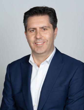 Prezident UPS pro Evropu Daniel Carrera