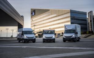Nová vozidla Iveco Daily