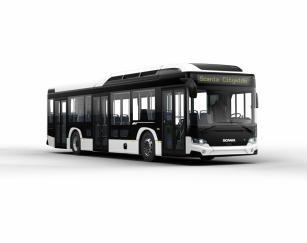 Společnosti COMETT Plus, E.ON a Scania spolupracují na pilotním provozu plně elektrického autobusu v Táboře.