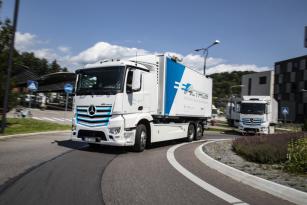 Mercedes-Benz Trucks zahajuje novou éru