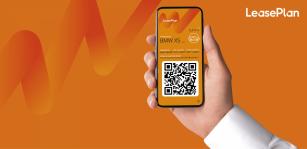 Zákazníci LeasePlanu si mohou do mobilu nahrát digitální kartu vozidla