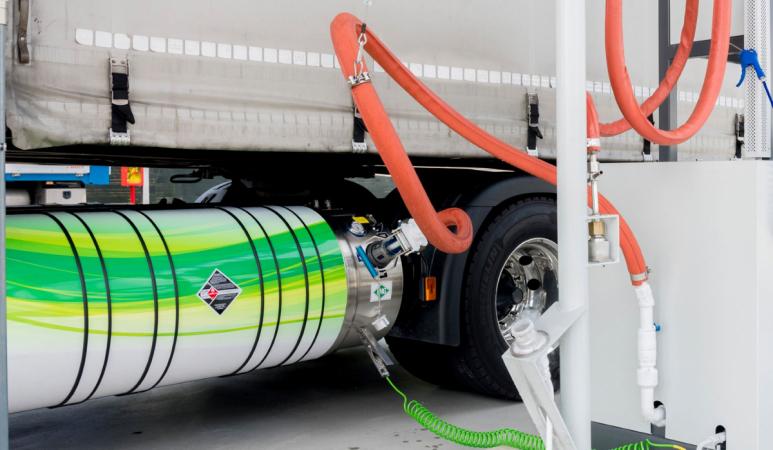 DKV nabízí největší akceptační síť čerpacích stanic LNG v Evropě