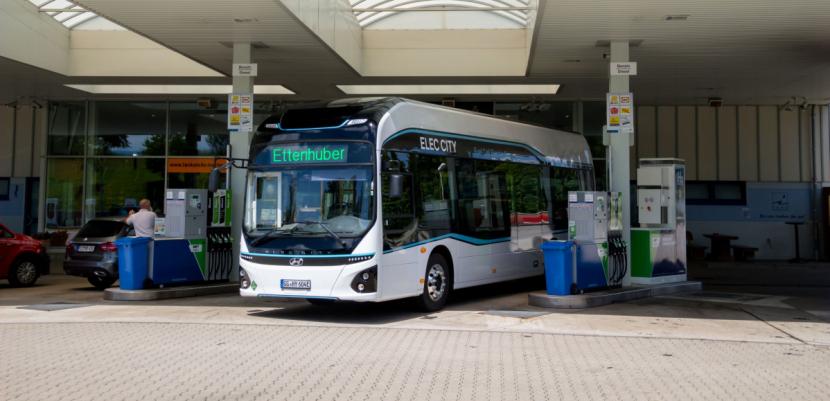 Hyundai Elec City Fuel Cell