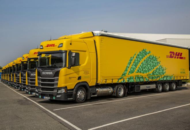 Společnost Gartner označila DHL Supply Chain za lídra mezi globálními poskytovateli logistických služeb.