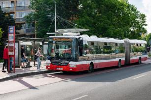 Autobus DPP – SOR NB18