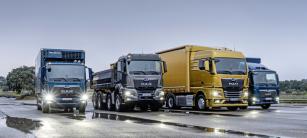 Nová generace nákladních automobilů MAN.